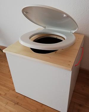toilette campingcar